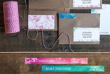 Party Stationaries and Invitations