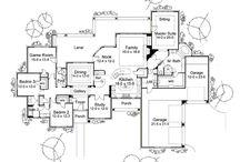 Home Plans / by Kim Bowen-Hubbard