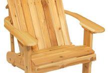Adirondack Chairs / All about Adirondack Chairs