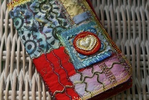 Fabric Book Covers / by Colouricious Creatives
