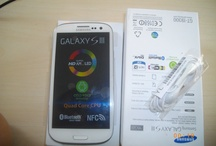 MY NEW SAMSUNG GALAXY S III
