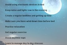 Overcome Insomnia and Sleep Better / Maximise the quality of your sleep, overcome insomnia and look forward to bedtime.