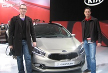 Geneva Motor Show 2012 / We Sent the Winners of Our Facebook Photo-Contest to the Geneva Motor Show. Here are Their Captions: