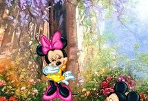 micky&minnie love