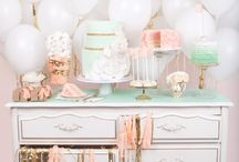 Party Ideas: Bridal Showers
