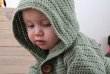 blusa de criança em croche