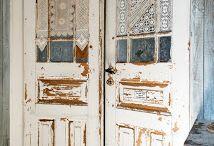 deuren / doors