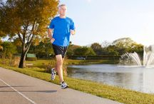 Running Over 40 / Tips for masters runners, men and women over 40 who love running