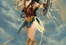 DC Comics wonder women