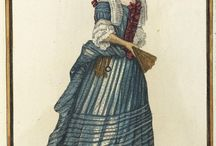 1680s dress
