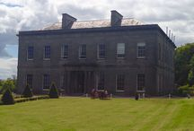 Townley Hall / A trip to 18th century Townley Hall, County Louth Ireland. Designed by renowned architect Francis Johnson