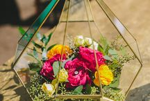 .. Modern Centerpieces .. / by Botanica Events