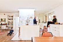 scandinavian home / home decor