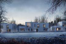 Architektur # Winter