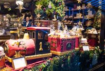 Bettys Christmas Windows 2014