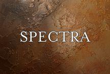 Spectra / Culori acrilice perlate. Culori acrilice cu efect sidefat pentru hobby, bricolaj, arte plastice, efecte speciale si decoratiuni murale.