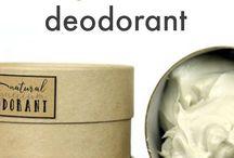 Bath deodorant