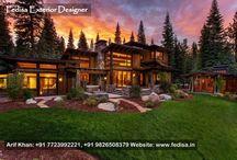 Architecture Design | House Plans | House Designs | Modern House Design / Find the best modern home design ideas & inspiration