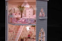 doll houses idea