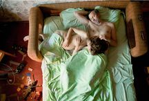 JANA ROMANOVA // 40 images to represent the 40 weeks of pregnancy