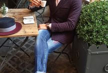 Men's style / Fashionable men's style