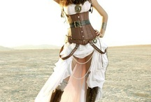 Fashion - Steampunk / Inspiration for my Steampunk Fiction