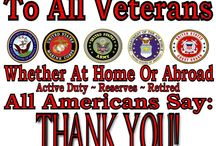 Veteran's Day / To honor all those who served
