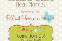 Flea Markets / by Sue