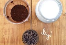 Health & beauty / Coffee & Coconut Scrub