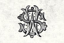 Monogram / by Christiana Keller