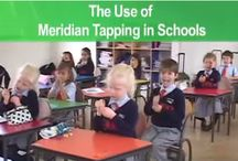 Tapping in the Classroom / Sharing the power of Emotional Freedom Technique - most commonly referred to as Tapping - with the next generation!
