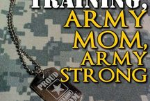 Military Mom  / by Shannon Miller