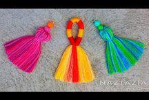 lanitas de colores