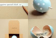 Holiday- Easter / decor, gifts, foods / by Melissa Sweet-Leavins