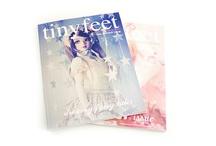 tiny feet magazine