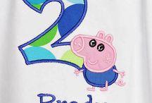 Peppa the Pig Birthday