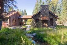 OUTDOOR MOUNTAIN LIVING / by Studio Hill Design