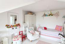Ideas for Marti & Giulia Bedroom & more