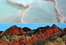 Reiseziele weltweit / ausgesuchte Urlaubs & Reiseziele weltweit