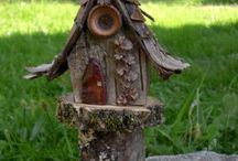 Fairy Houses / by Judy Patterson