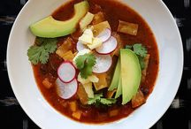 Food - Soups from around the world / Soul Food