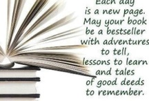 Quotes about reading and books / by Lori Frischknecht
