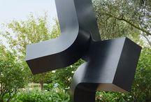 #Sculpture & #Art - Stainless Steel