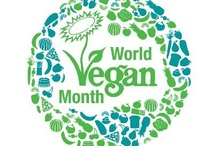 World Vegan Month / A board inspired entirely on all things vegan, vegetarian and fabulous recipe ideas to ensure you have the perfect dish to prepare on your Range Cooker this #WorldVegan Month.