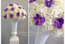 WEDDING ARRANGEMENTS / Matrimoni e dintorni!!
