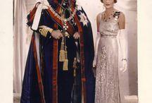 ROYALS: LORD Louis & Lady Edwina MOUNTBATTEN