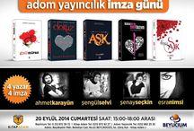 Ahmet Karayün Gizli Miras ve Dokuz romanlarım. / Gizli Miras ve Doku romanlarım.
