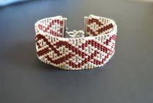 Beads bracelet - Handmade