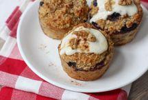 Muffins etc koolhydraatarm