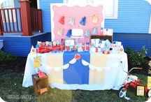 PARTY: Vintage Party / Crafts, printables, recipes, and party decor for an EXTRAORDINARY Vintage Dick and Jane party!